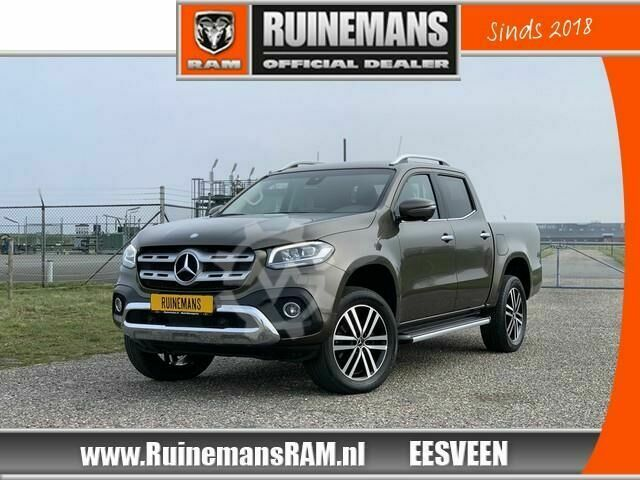 Mercedes-Benz X klasse 250 d 4 MATIC / POWER EDITION / BE TREKKE