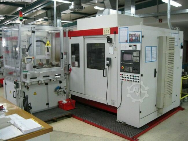 GLEASON HURTH ZH 125 CNC E