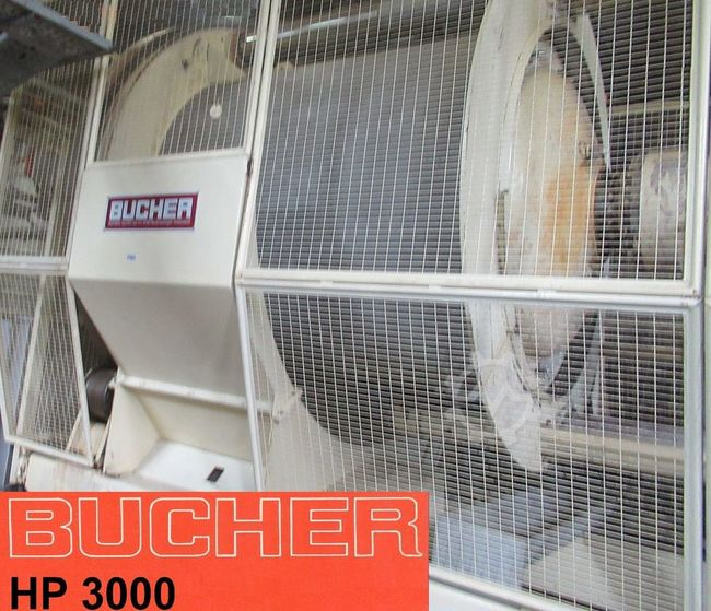 Bucher-Guyer AG HP 3000
