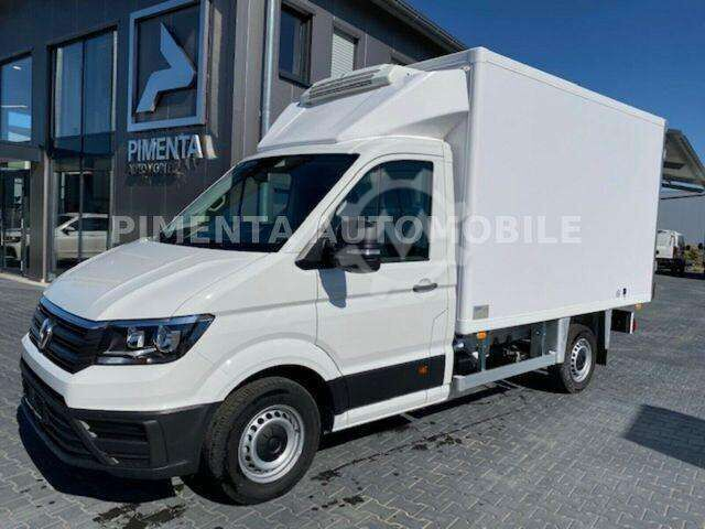 VW Crafter 35 AUTMK/Thermo king 20 +20 Standk.6Palt