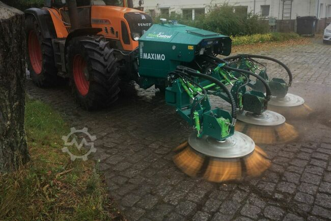 Weed Control Steel Maximo 3100