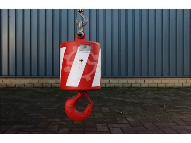 Grove HOOKBLOCK 8t 8t Ball Hook