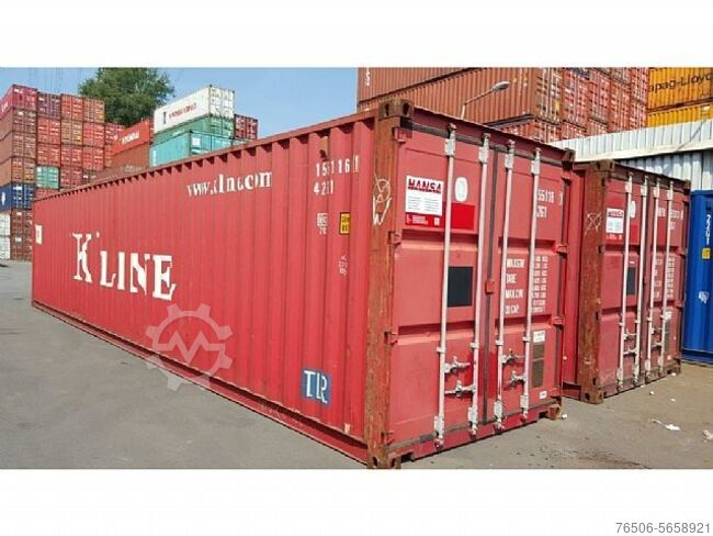 Sonstige/Other 40 Fuss Seecontainer Lagercontainer used