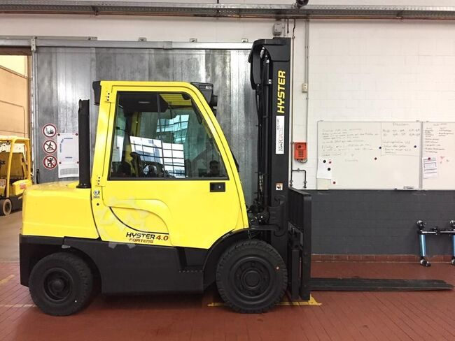 Hyster H 4.0 FT6 Fortens Advance