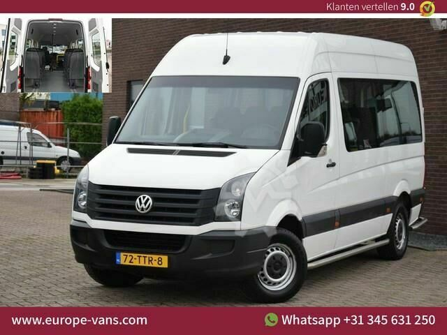 VW Crafter 32 2.0 TDI L2H2 BM PErsonenbus 9 persoons
