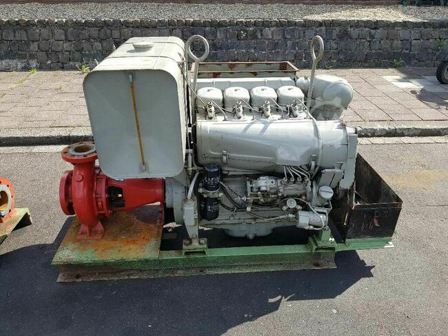 Deutz Waterpump