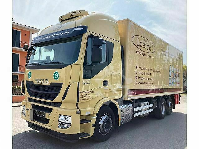 Iveco STRALIS AS260S46SY/P EURO 6