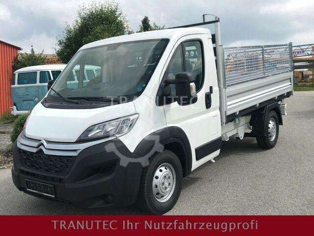 Citroen Jumper Kipper Laubfanggitter 35 L2 140Ps
