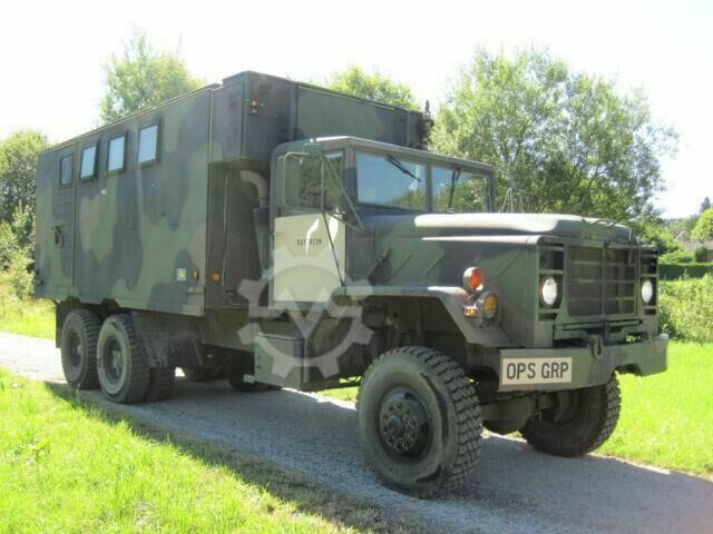 Sonstige/Other AM General M934 Truck Van REO US Army