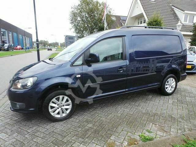 VW Caddy 1.6 TDI Maxi Airco,Cruise,Pdc,Trekhaak