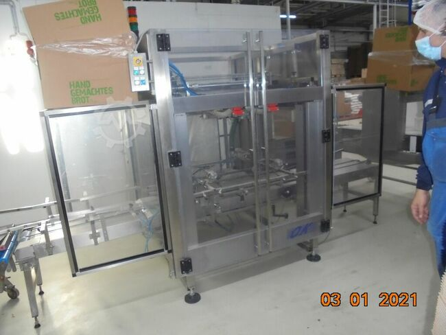 OK Packaging  Systems B:V. OK 220
