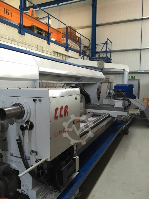Jupiter CCR CNC Plus 500 x 3000