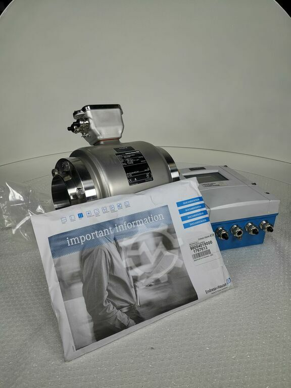 Endress+Hauser Promag 53H DN100 4