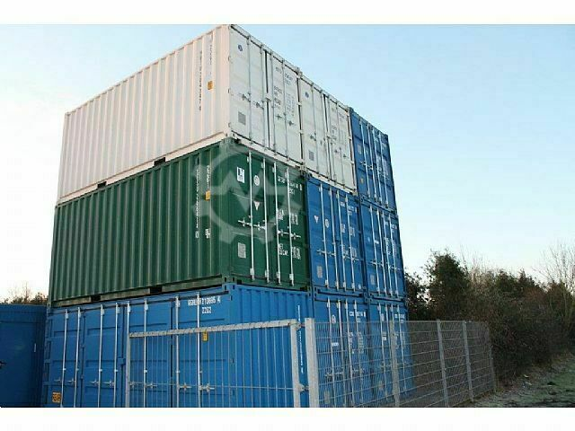 Sonstige/Other Seecontainer 20ft