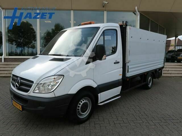 Mercedes-Benz Sprinter 313 2.2 CDI 130 PK PICK UP LAADKLEP
