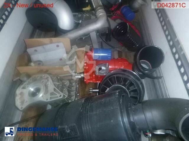 Sonstige/Other Mouvex MH6 Direct drive screw compressor