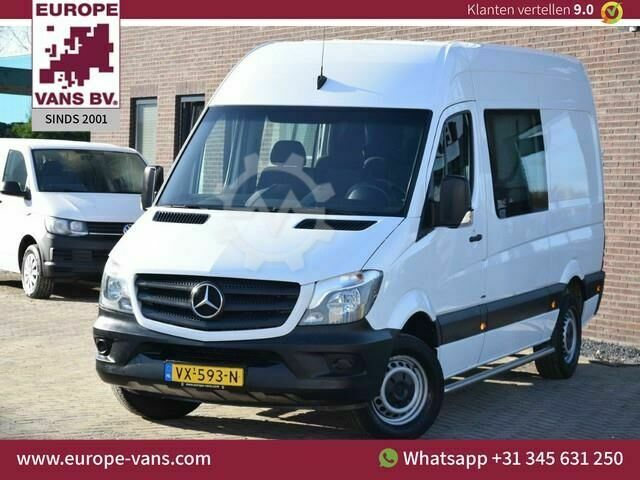 Mercedes-Benz Sprinter 313 CDI L2H2 D.C. Trekhaak 2.800kg. 07 20