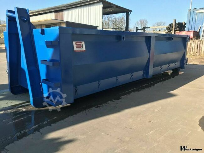 S&I containers ECO stockcontainer