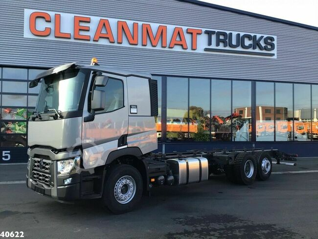 Renault C 430 6x2 Chassis cabine NEW!