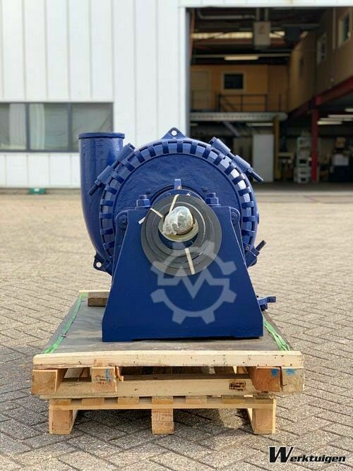 DEGRA 8X6EG CENTRIFUGAALPOMP/GRAVEL PUMP