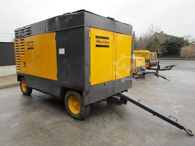 Atlas-Copco XATS 456 CD - N