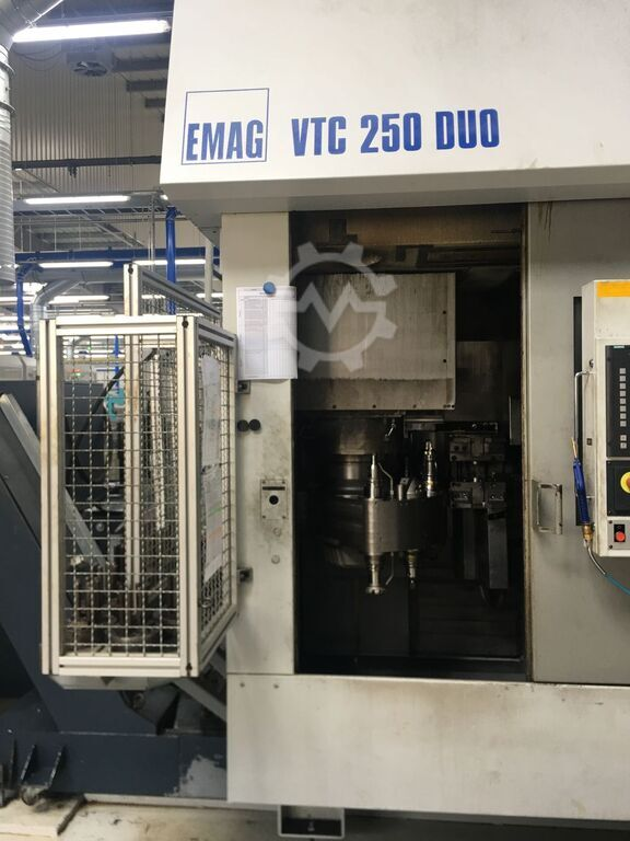 EMAG VTC 250 DUO