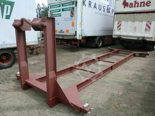 Sonstige/Other Andere Abrollcontainer Rahmen