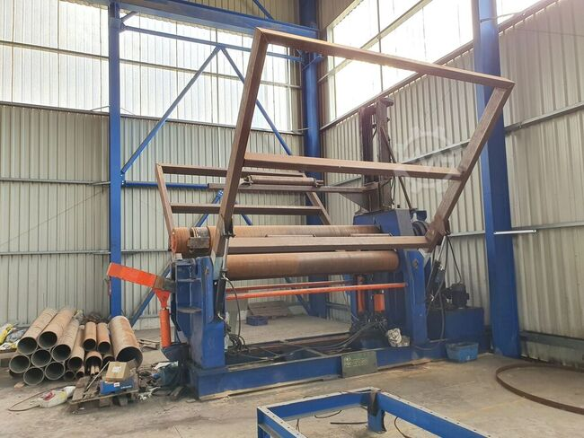Nantong Shengli Heavy Machine Manufact. W12-25x3000
