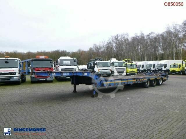 Sonstige/Other Andover 3 axle semi lowbed trailer SFCL40 / 41 t