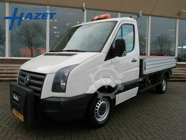 VW Crafter 35 2.5 TDI PICK UP E.C. LANG