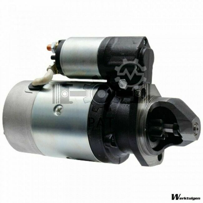 Steyr Startmotor WD213, WD213A