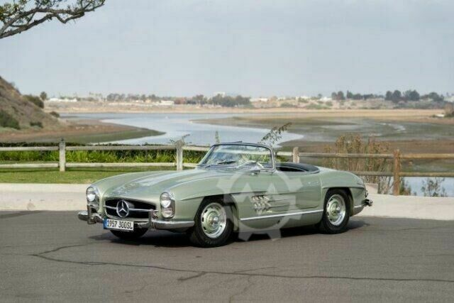 Mercedes-Benz 300 SL Roadster Matching Numbers 300 SL Roadster