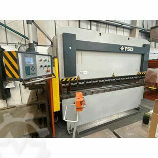 YSD 135 Ton x 3000mm CNC Press Brake
