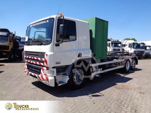 DAF CF 75.310 Manual chain container system