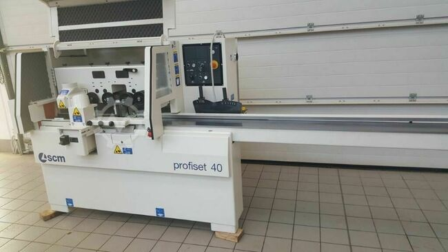 SCM GROUP PROFISET 40