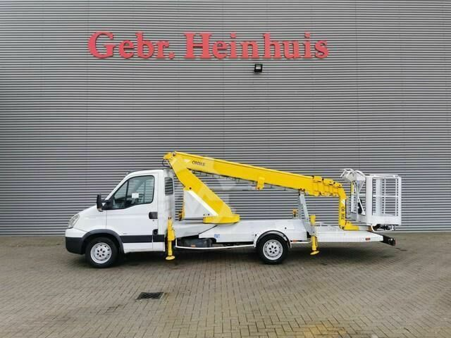 Iveco Daily 35S12 Omme 1750 ETZ