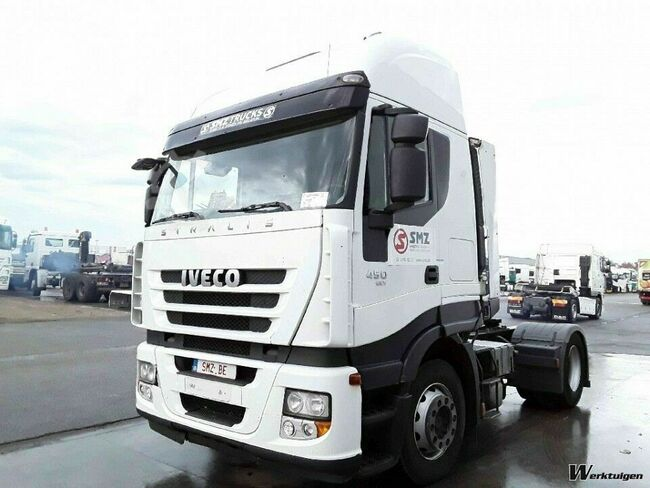 Iveco Stralis 450 As manual