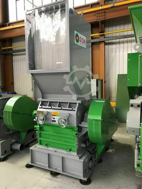 DGM Environmental Technologies DGH 600/800
