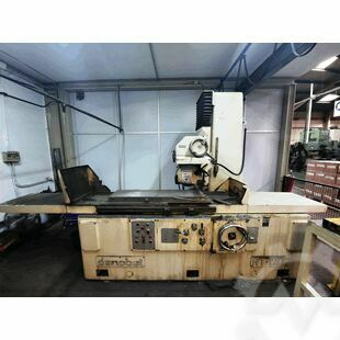 DANOBAT RT 1200mm Surface Grinder