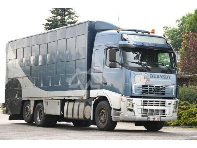 Volvo FH12/500 3 STOCK CUPPERS!!