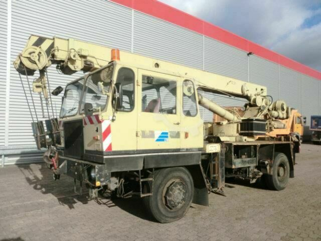 Sonstige/Other Andere ADK 125 2 4x4 Standheizung