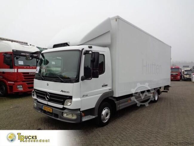 Mercedes-Benz ATEGO 816 Euro 5 Dhollandia Lift