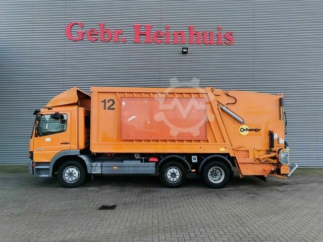 Mercedes-Benz Atego 2128 6x2 Ochsner Variopress 317 20 8 Pieces