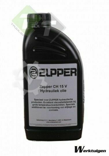 Trailer And Tools Hydrauliek olie, 1 liter