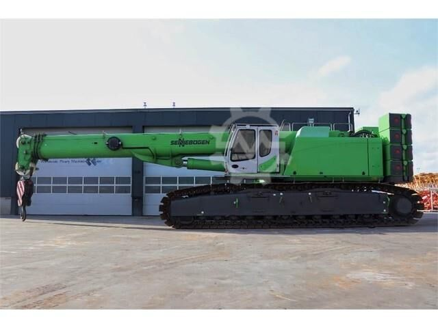 Sennebogen 6113 Valid inspection, *Guarantee! 120t Capacity,