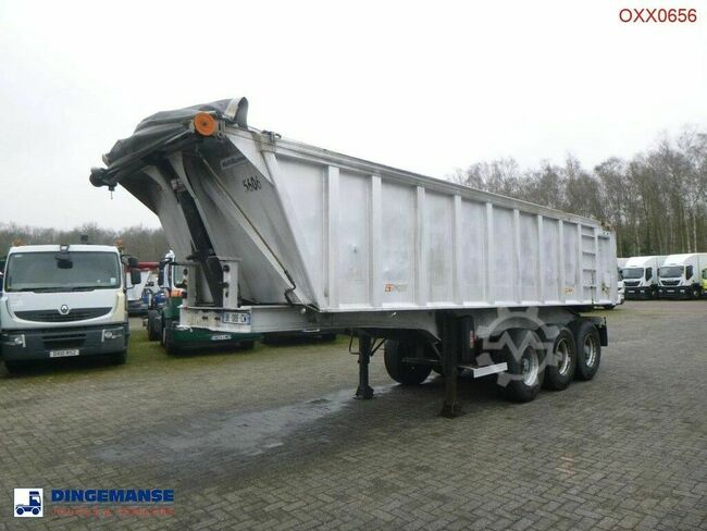 GENERAL TRAILERS Tipper trailer alu 25 m3