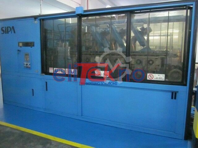 AROl Used bottling line soft drinks 4.000 bph