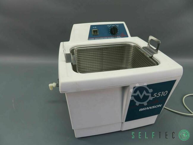 Branson Bransonic Ultrasonic Cleaner 5510E-MTH
