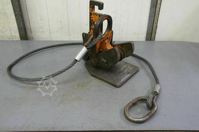Renfroe Clamp 2,5 ton