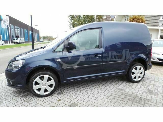 VW Caddy 1.6 TDI Airco,Cruis,Lmv,Trekhaak